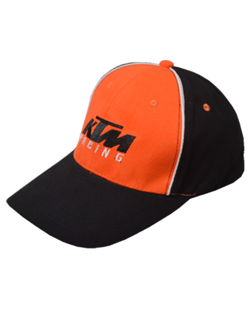7932086ee1a Get Quotations · 2015 Women and Man Black Orange Cotton KTM Motorcycle  Racing Cap MOTO GP Racing Cap Outdoor
