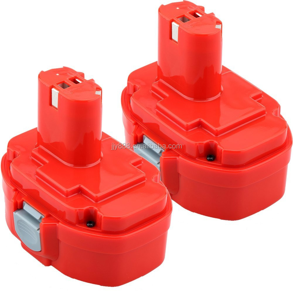 for 1822 1835 18V 1.5Ah Ni-Cd makit cordless drill battery rechargeable replacement battery