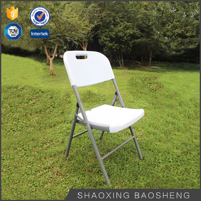 waterproof cheap plastic folding chair