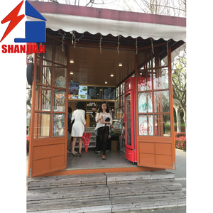 Park Coffee shop Shipping Container House