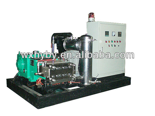 1500Bar 30L/M industrial high pressure water jet blaster
