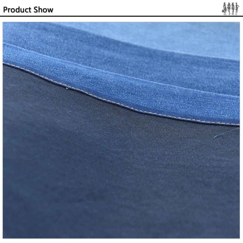 39db758a3f Weaving Denim Cotton 9.0oz Beautiful Children Summer Clothes Cheap Fabric  Baby Frock Design - Buy Weaving Denim Fabric
