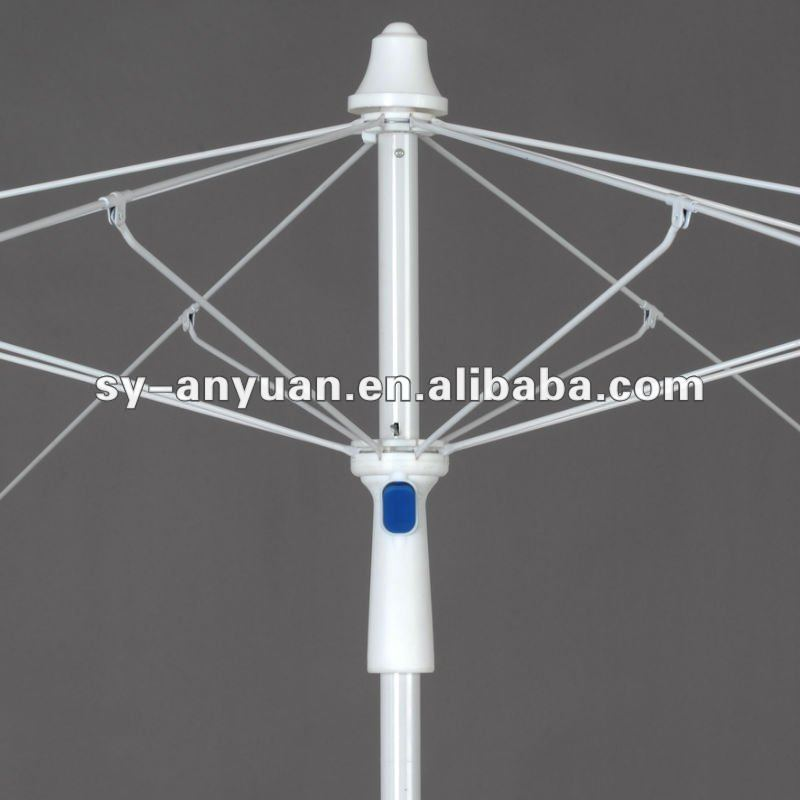 normal beach umbrella parasol frame buy umbrella frameumbrella frameumbrella frame product on alibabacom
