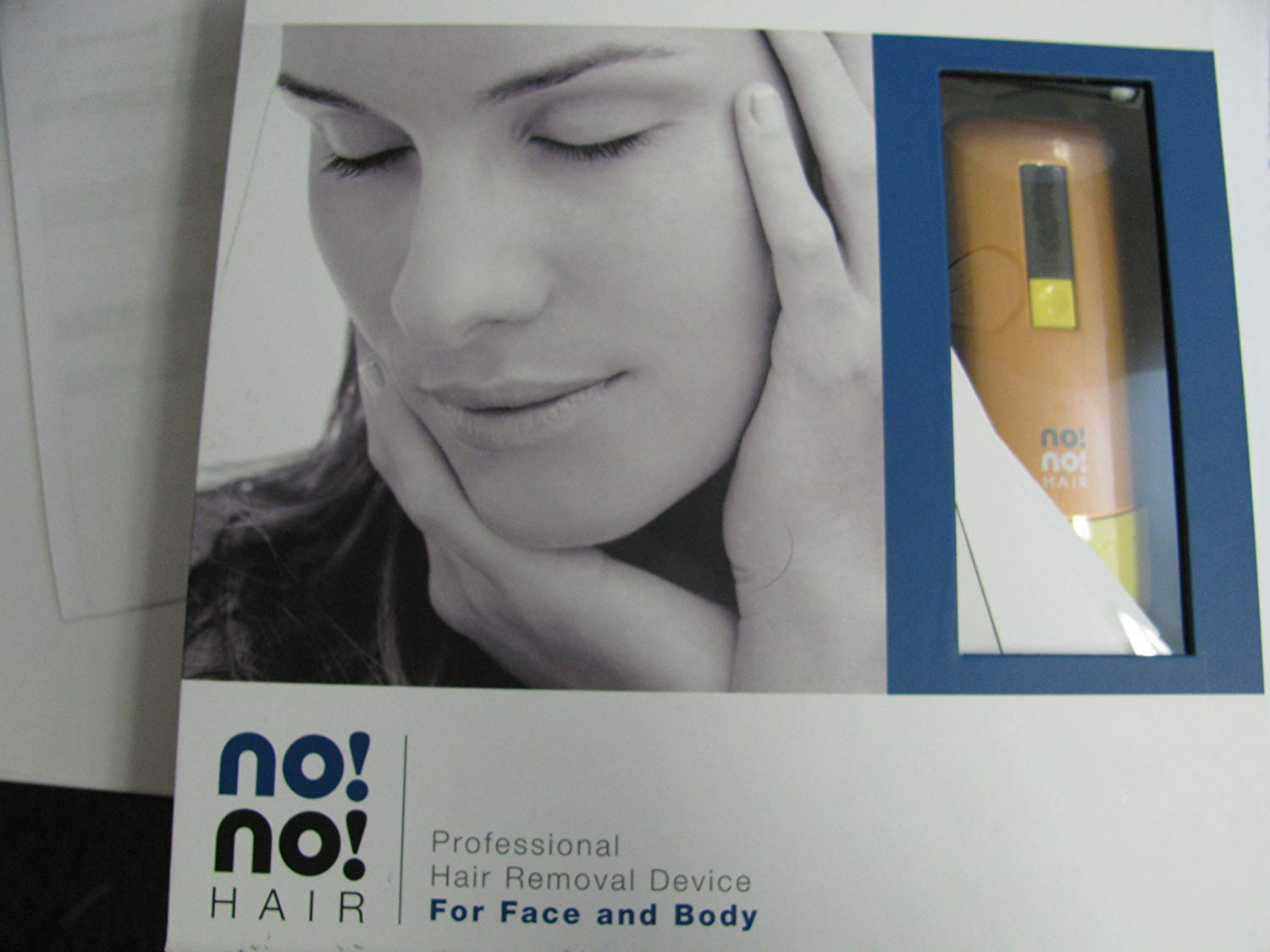 Get Quotations · Radiancy No!no! 8800 Hair Removal - Gold