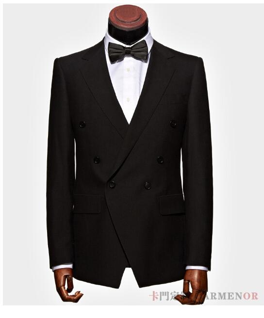 beau gentleman homme costume crois costume costumes robe de soir e formelle veste pantalon. Black Bedroom Furniture Sets. Home Design Ideas
