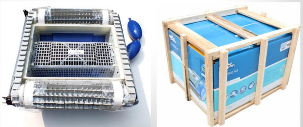 hei er verkauf m3 schwimmen pool reinigung roboter automatische roboter reiniger buy china. Black Bedroom Furniture Sets. Home Design Ideas