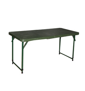 Rental Plastic foldable metal table
