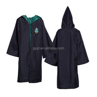China Factory Price harry potter cosplay costume halloween cloak hood
