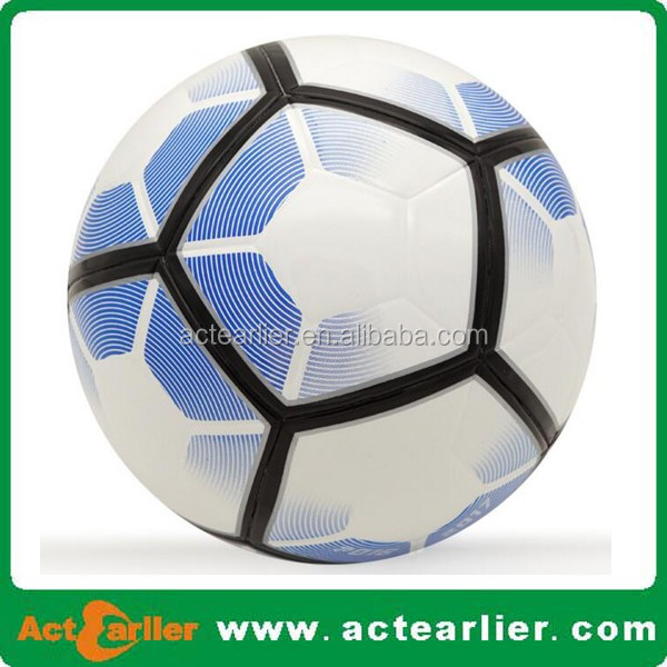 pu laminated thermal bonded seamless size 5 4 soccer ball