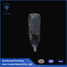 34# synthetic blue corundum rough