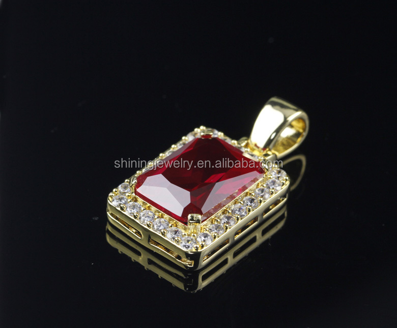 925 sterling silver hip hop mens ruby corundum pendant buy 925 sterling silver hip hop mens ruby corundum pendant mozeypictures Choice Image