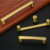 Good Design High Quality Gold Solid Pure Brass Furniture Handles For Folding Doors