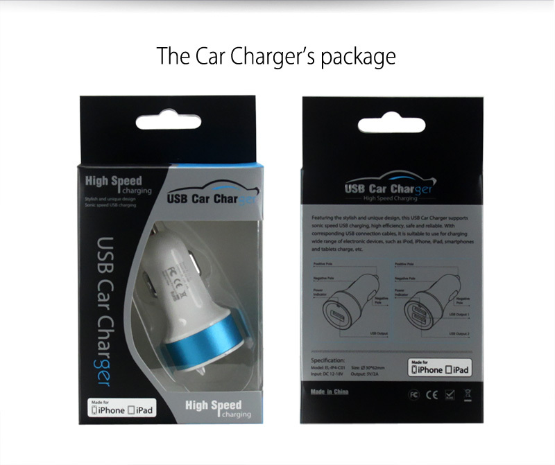 Quick charge 3.0 type c three port car charger,qualcomm 3.0 quick car charger type c
