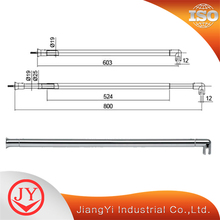 Top Class Stainless Steel Rod Pipe For Shower Room Curtain