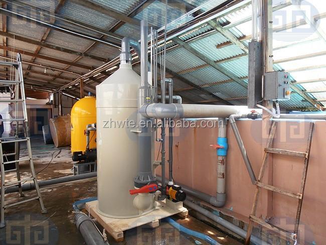 Aquaculture Equipment Manufacturer Protein Skimmer Design