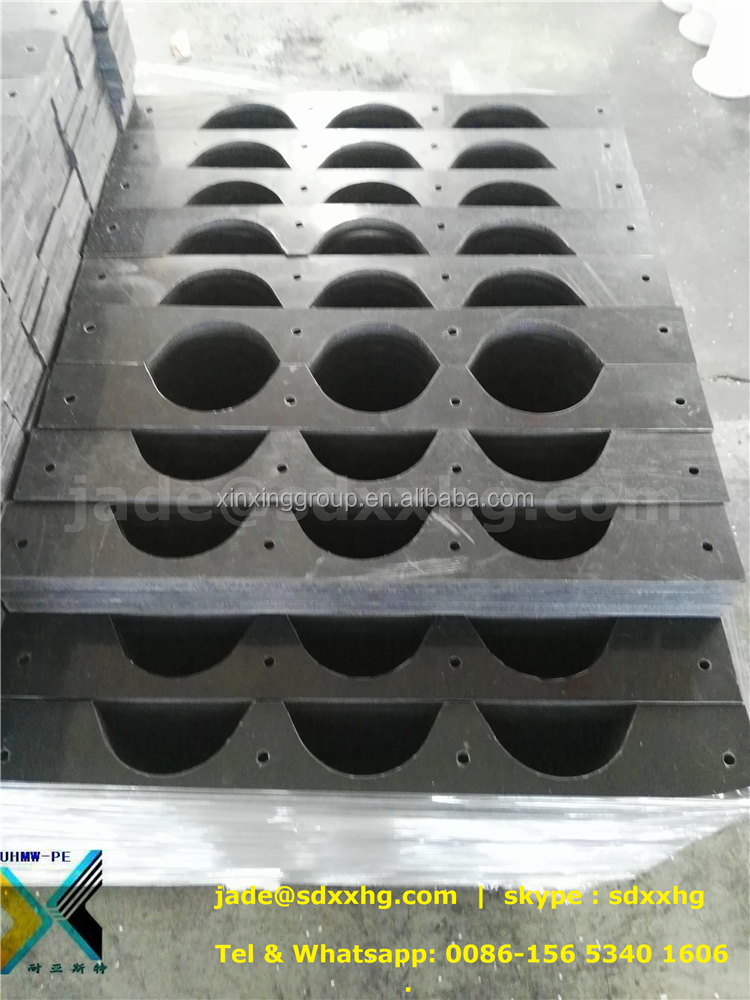 Regenerated HDPE Cable support | UHMWPE Pipe Support | plastic spacer