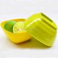 Multi-shape silicone baby plate dinner plate with high quality
