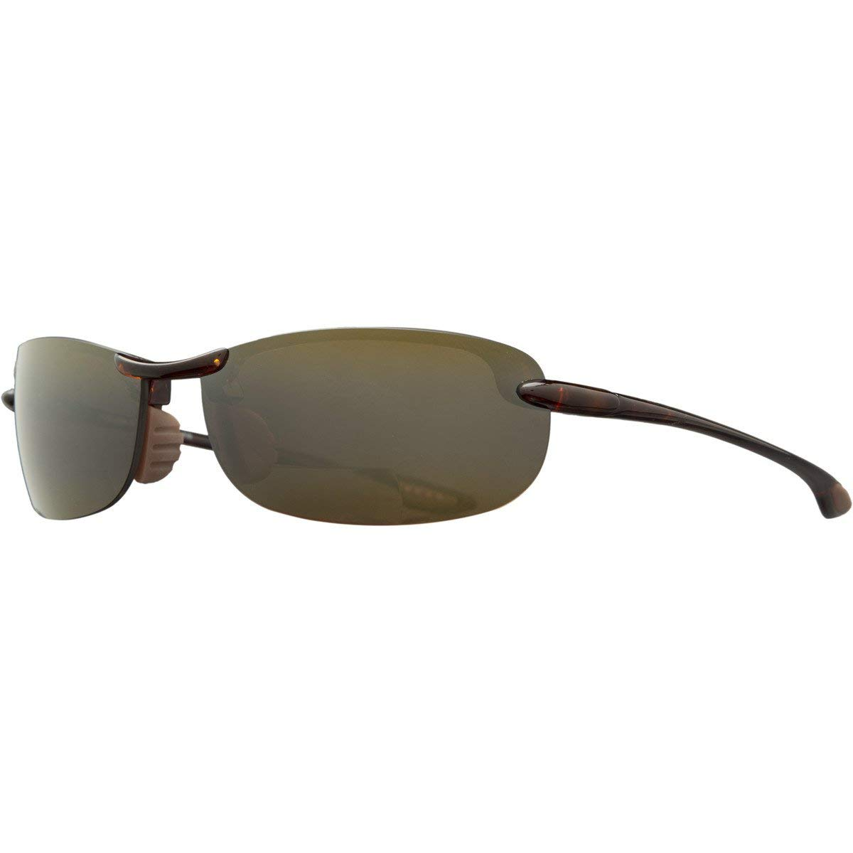 1e1311b58e Get Quotations · Maui Jim H805N-1025 Makaha Tortoise HCL Bronze +2.50  Reader Lens Sunglasses NEW