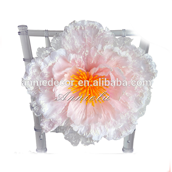Beautiful wedding artificiale del fiore per la decorazione