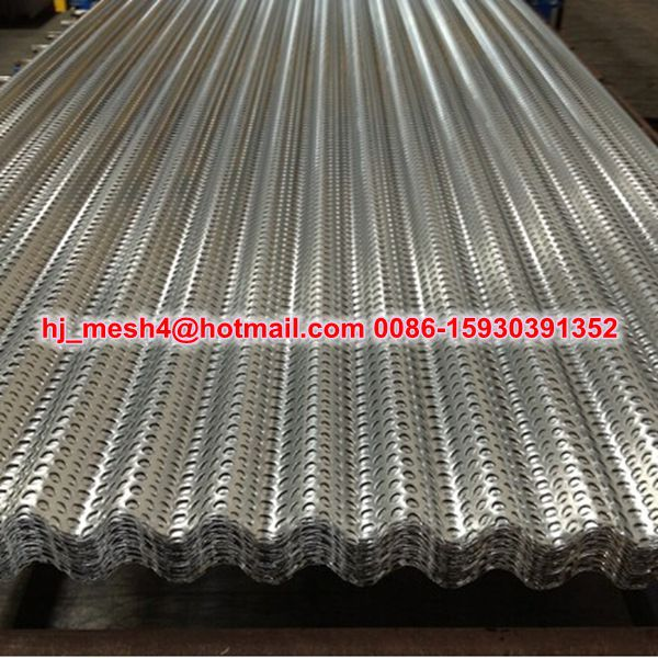 Trade Assurance Perforated Corrugated Panels Buy
