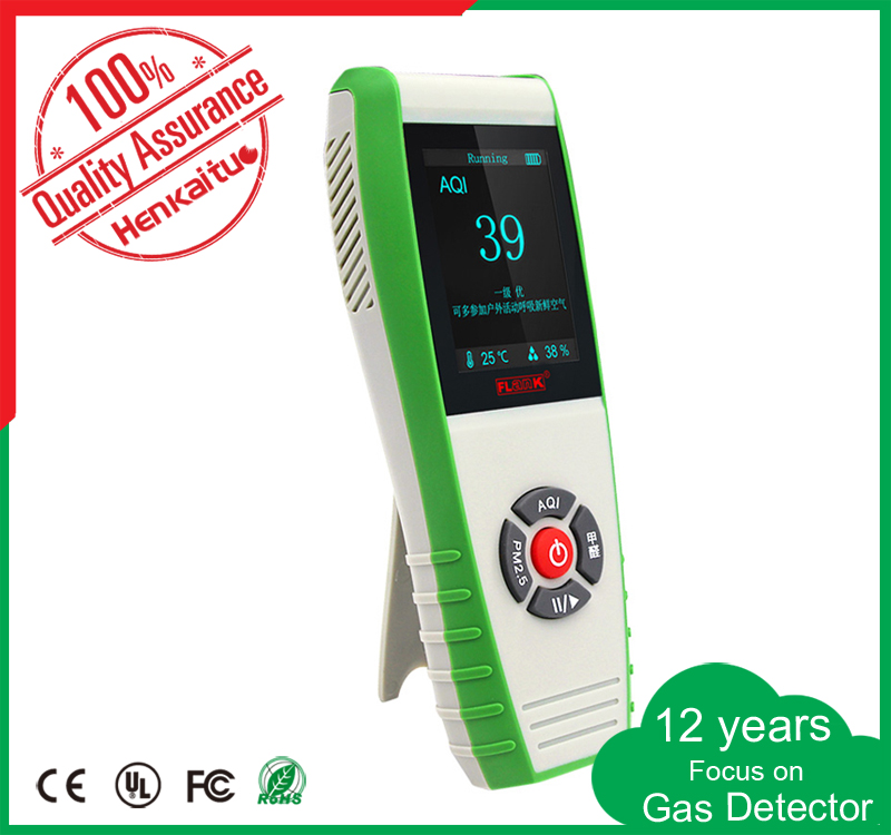 Factory price household air quality monitor /TVOC Detector / formaldehyde detector