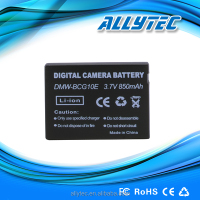For Panasonic Lumix DMC-TZ6 camera lithium battery DMW-BCG10E