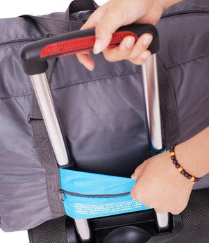 1eed7e7afc46 Hot Sale Foldable Tie Rod Travel Gym Duffle Bag - Buy Duffle Bag ...