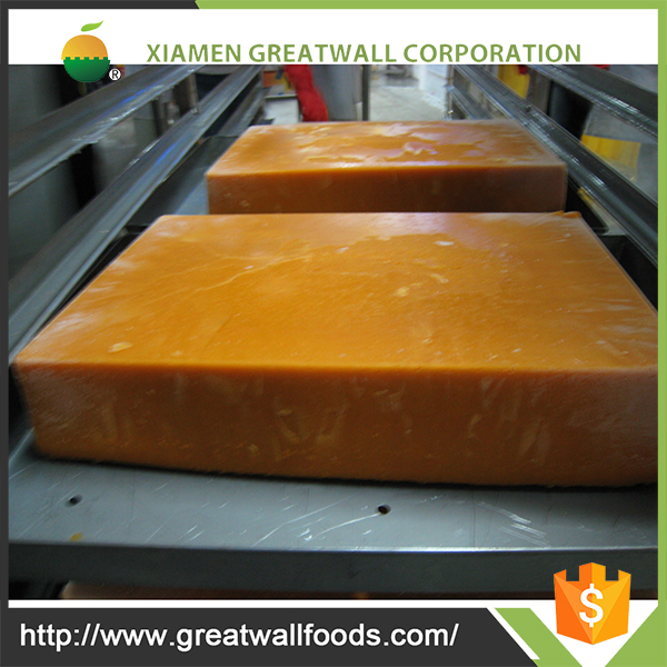iqf frozen pumpkin puree