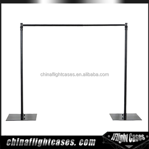 Party Backdrop Adjustable Pipe and Drape Sets for Wedding