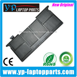 Grade A cell Wholesales A1370 A1375 laptop battery for APPLE macbook air A1370 A1375 MC505 MC506 MC507