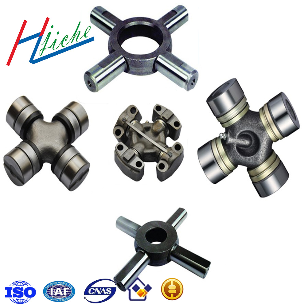 Forklift power transmission parts universal joint cross kit