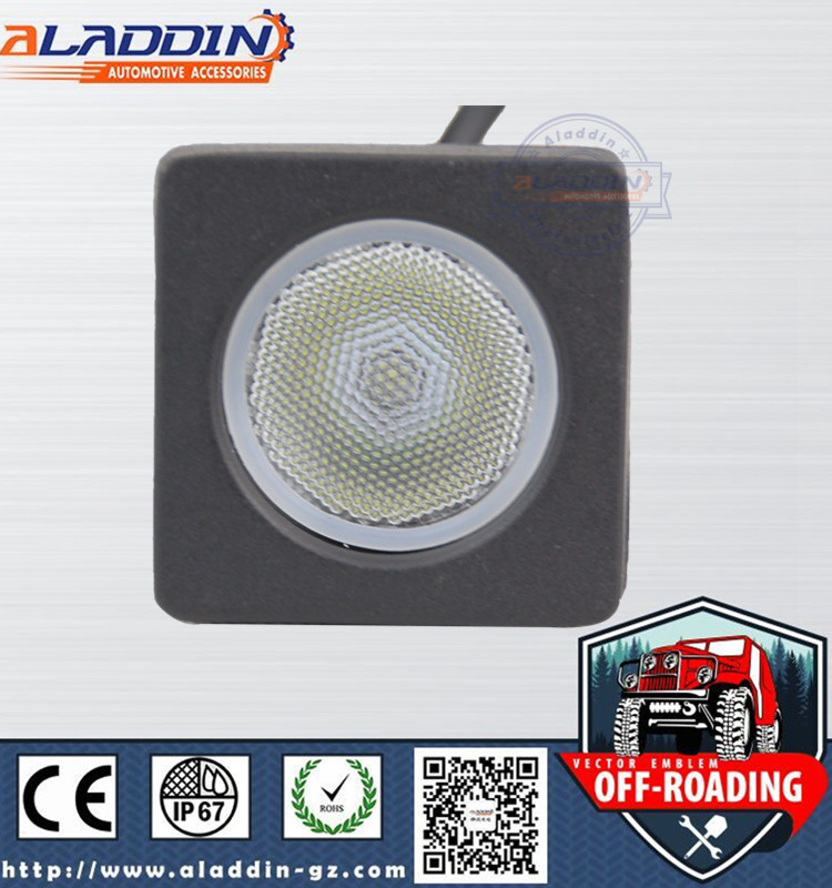10w small led working light vehicles 12v car led headlight