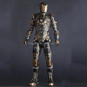 "Crazy Toys Figure Marvel Super Hero Ironman 3 Mark 43 Bones 12"" 1/6scale Toy action figure"