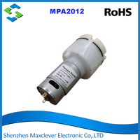 MPA 2012 bed pump, Low noise, DC Brush Motor.
