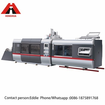 HFM-700B Automatic high speed plastic thermoforming machine for cups