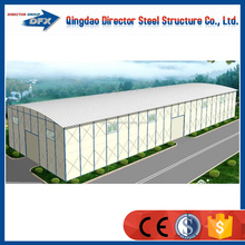 Galvanized Light Weights Shed Steel House Structure