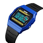 skmei 1413 Brand Sports Student Watches Women Digital Swimming Watch Alarm Ladies Clock