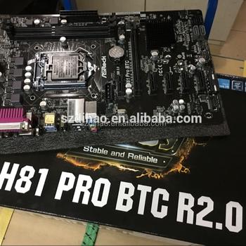 ASRock H81 Pro BTC XFast USB Windows 8 X64