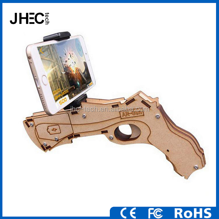 OEM 2nd generation wireless gamepad joystick controller 3d game player gun for gifts