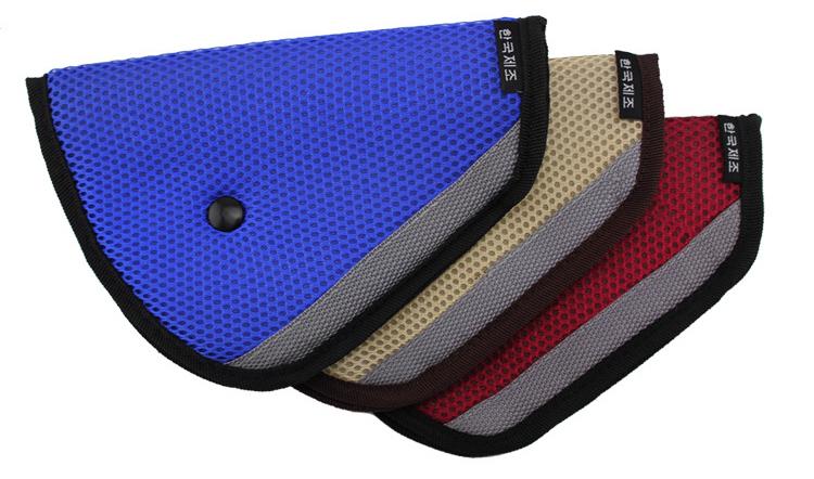 Новый безопасный автомобиль ремень безопасности обложка настроить сейф устройство ребенка безопасность детей ремня подушка пояс протектор утолщение позиционера