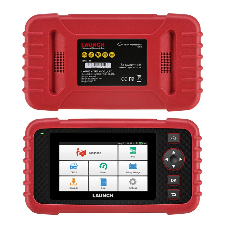 portable launch crp129x crp 129x crp 129 scanner for diagnostic obd2 escaner automotriz car same as x431 crp129 crp129e crp 129e