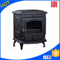 Offer beautiful designed insert wood burning stove from china cheap fireplace makers