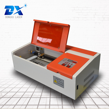 Entry Level Cheap Price Table Top Mini Rubber Stamp Laser Engraving