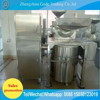 Commercial Dust Collecting Absorption Turbine Hammer Lab Herb Pulverizer
