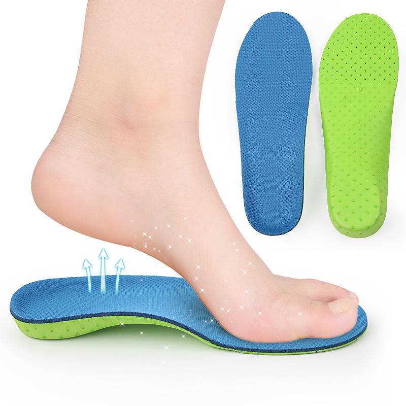 Plantar Fasciitis Feet Insoles Relieve Flat Feet Arch Supports Orthotics Insert