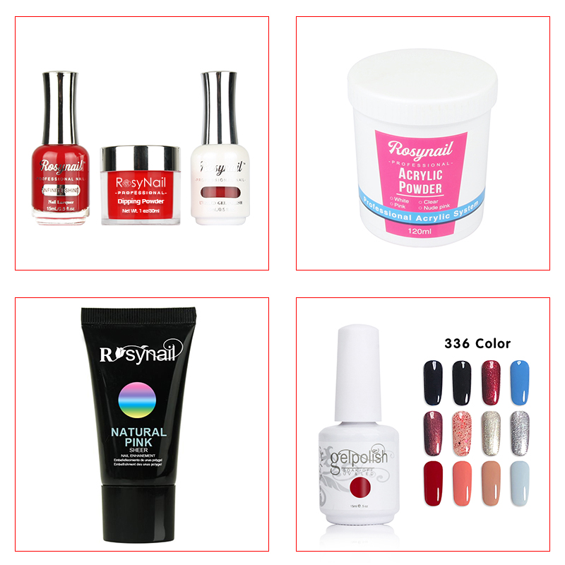 Nail art designs pearl nail acrylic powder and dipping powder 2 in 1 with liquid for dipping