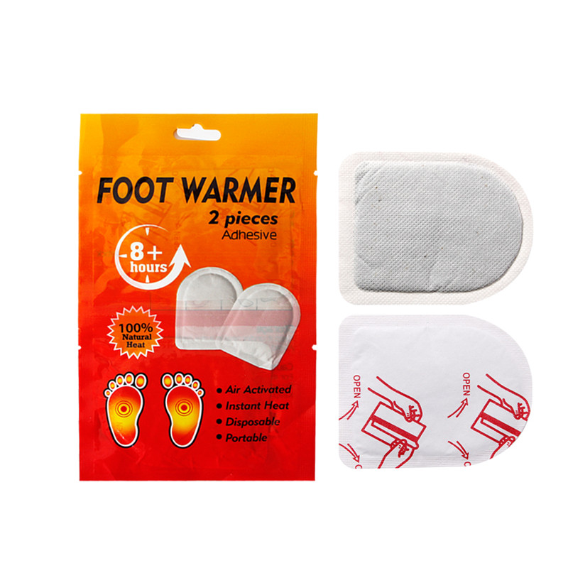 2018 new for winter air-activated, disposable insole foot warmer