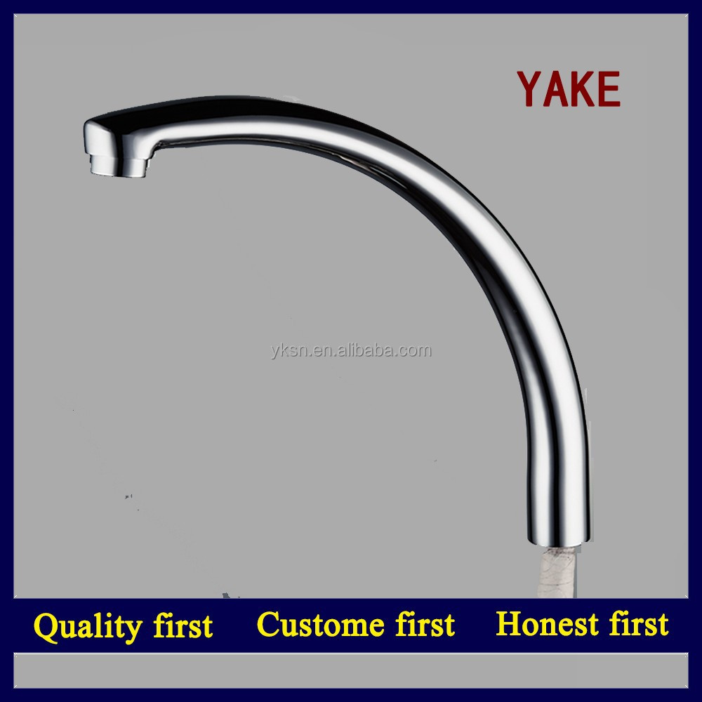 Taizhou Factory high quality with cheap price kitchen stainless steel tap/faucet elbow spout