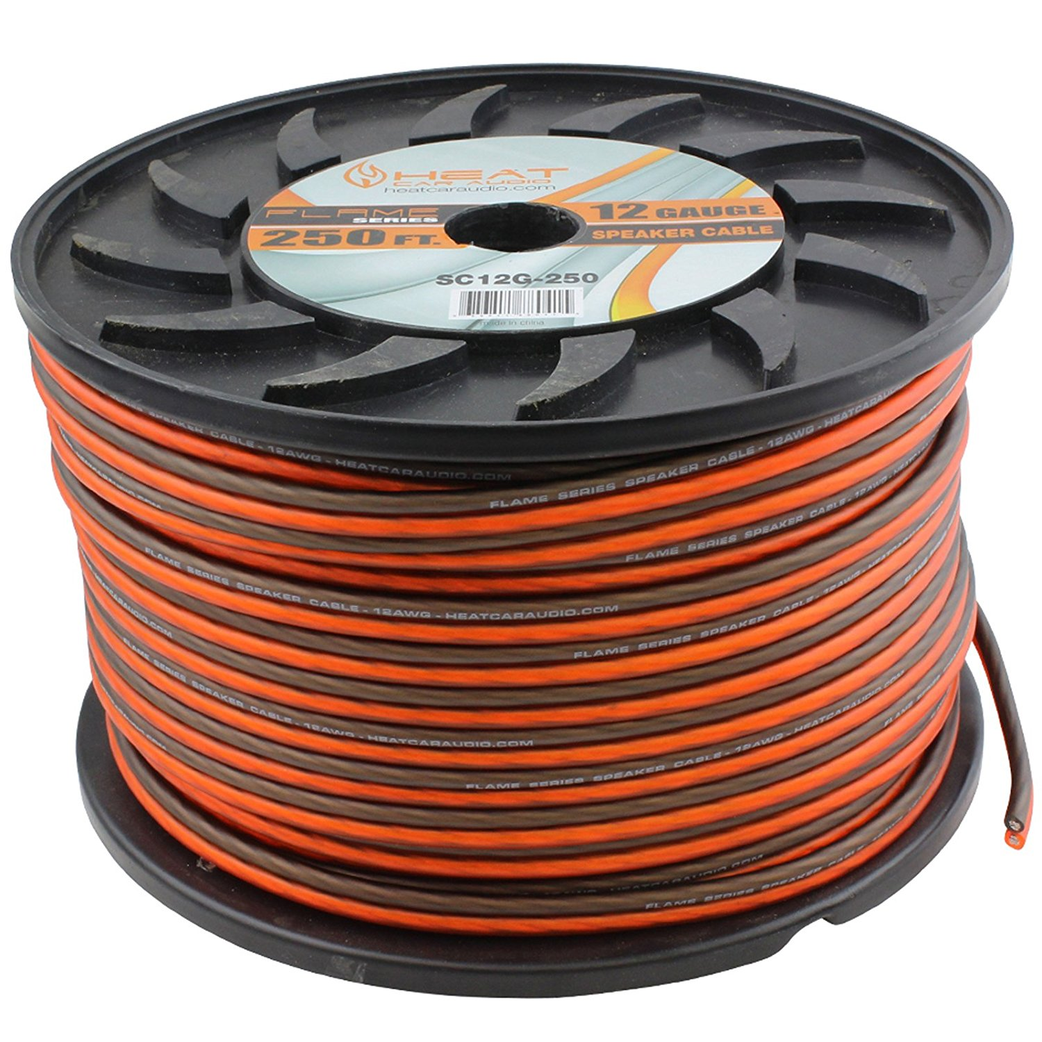 Cheap Best Car Audio Speaker Wire Find Home Wiring Get Quotations 250 12 Gauge Cca Ft Feet 12awg Cable Sc12g