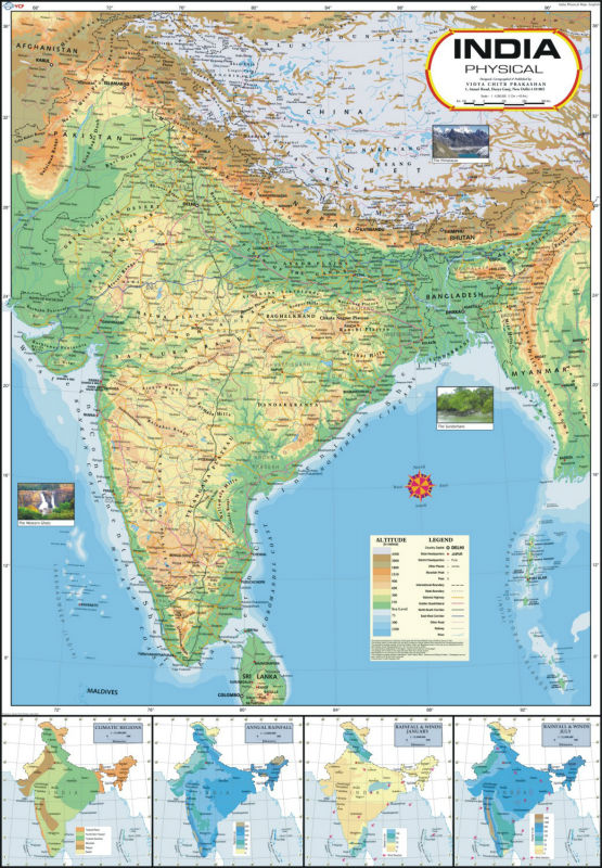 India physical map buy india physical map product on alibaba gumiabroncs Image collections